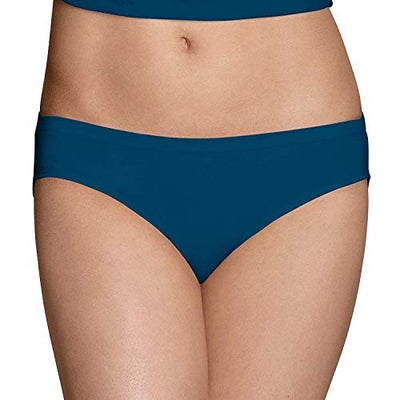 Fruit of the Loom Women's Underwear Panties (Regular & Plus Size), Bikini - Modal - 6 Pack, 7