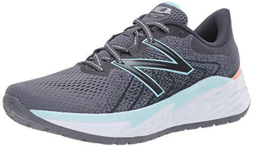New Balance Women's Fresh Foam Evare V1 Running Shoe, Orca/Bali Blue, 10.5 M US