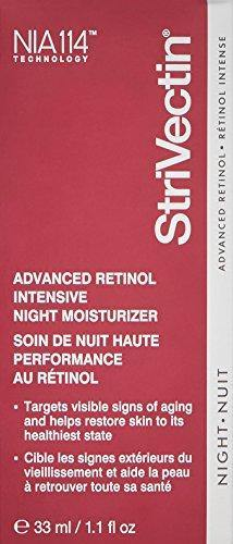 StriVectin Advanced Retinol Intensive Night Moisturizer, 1.1 Fl Oz