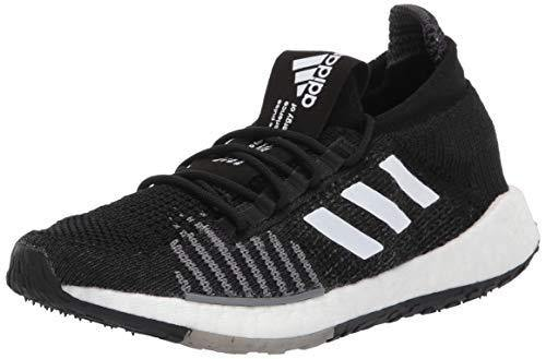 adidas Women's Pulseboost HD Running Shoe, Black, 11 M