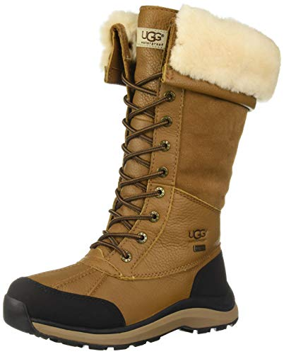 UGG Womens Adirondack III Tall Chestnut Boot - 9