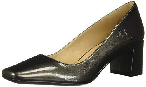 Naturalizer Women's Karina Pump, Gunmetal, 6 W US