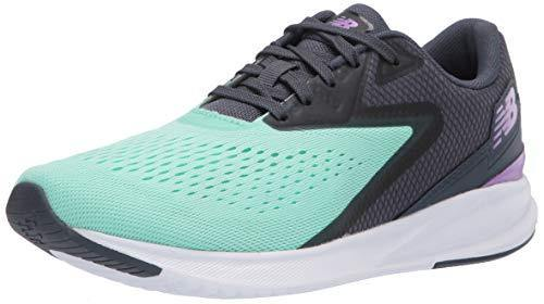 New Balance Women's FuelCell Vizo Pro Run V1 Shoe, Neo Mint/Thunder/Neo Violet, 8 W US