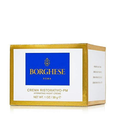 Borghese Crema Ristorativo Hydrating Night Cream, 1 oz