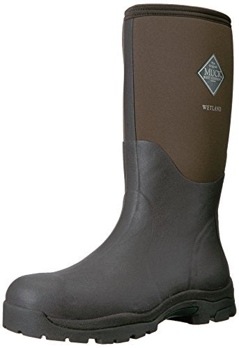 Muck Boot Womens Wetland Boot 7 Bark
