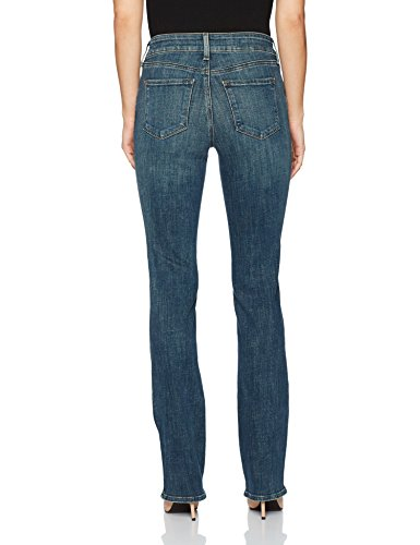 NYDJ Women's Marilyn Straight Leg Denim Jean, Desert Gold, 8