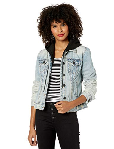 [BLANKNYC] Women's DENIM JACKET Outerwear, -casual Encounter, XS