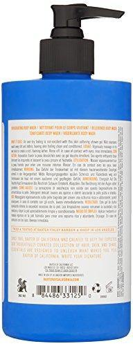 Baxter of California Invigorating Body Wash for Men | Citrus and Herbal Musk Essence | All Skin Types | 16 oz