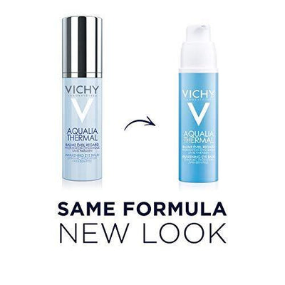Vichy Aqualia Thermal Awakening Eye Balm, 0.5 Fl Oz