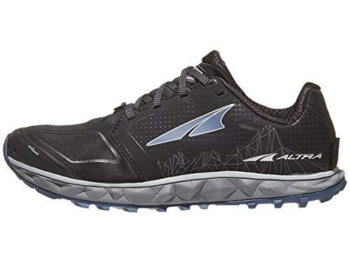 ALTRA Women's AFW1953G Superior 4 Trail Running Shoe, Black/Purple - 8.5 B (M) US - PRTYA