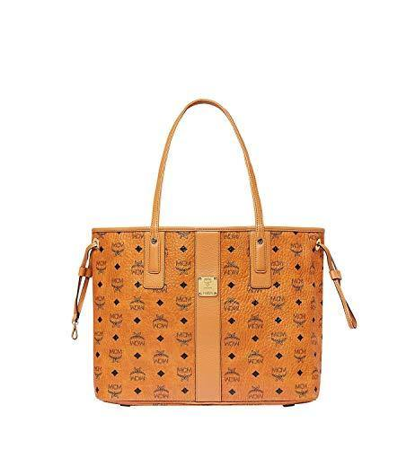 MCM Reversible Liz Shopper in Visetos