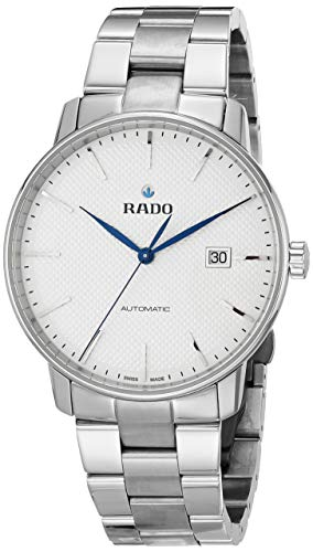 Rado Unisex Coupole Classic Stainless Steel Swiss Automatic Watch