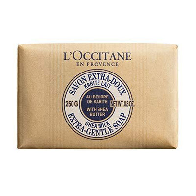 L'Occitane Shea Milk Soap, 8.8 oz
