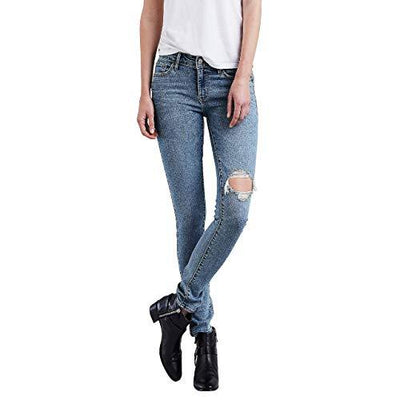 Levi's Women's 711 Skinny Jeans, Outta Time, 30 (US 10) R
