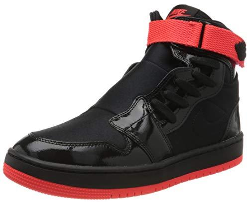 Jordan Women's Av4052-006_38,5 Sneaker, Black, 5.5 UK - PRTYA