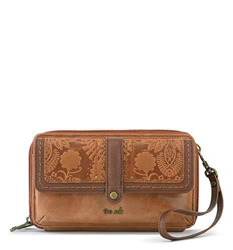 The Sak Women's Sequoia, Tobacco Floral Embossed