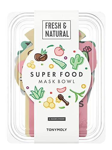 TONYMOLY Super Food Mask Bowl, 0.74 oz