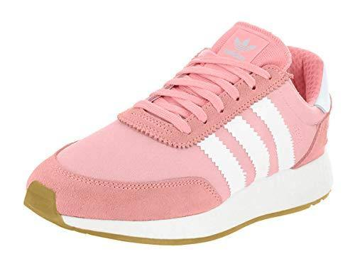 adidas Womens I-5923 Casual Sneakers, Pink, 8