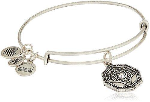 Alex and Ani Bridesmaid Rafaelian Silver Bangle Bracelet