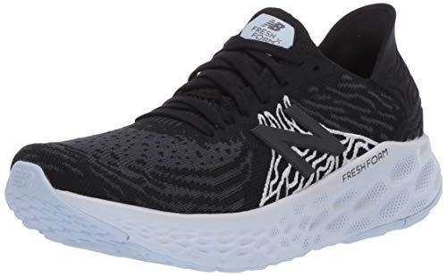New Balance Women's Fresh Foam 1080 V10 Running Shoe, Black/Outerspace, 8 M US