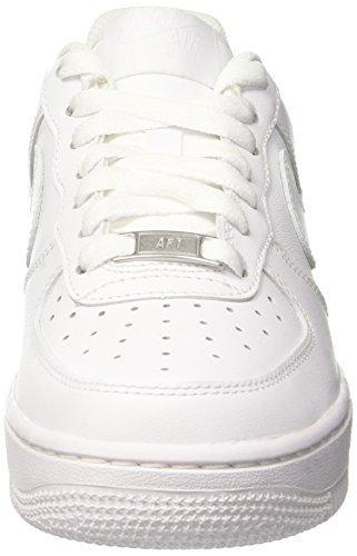 Nike Air Force 1 '07 Womens fashion-sneakers 315115-112_12 - White/White - PRTYA