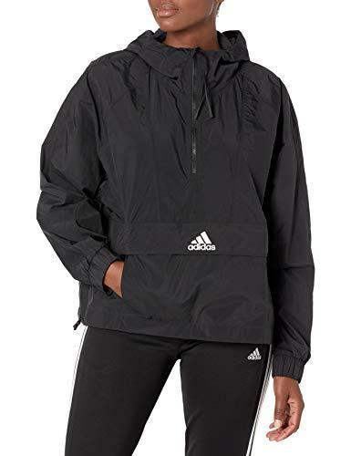 adidas Outdoor Women's Cropped WIND.RDY Black X-Large - PRTYA