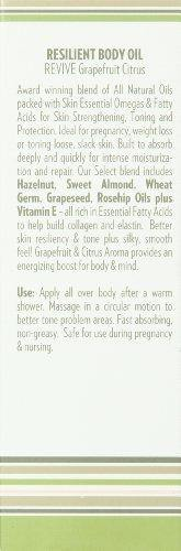 Basq Revive Resilient Body Oil, 2 Ounce