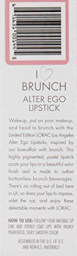 LORAC Alter Ego Lipstick, Brunch Queen, Vanilla