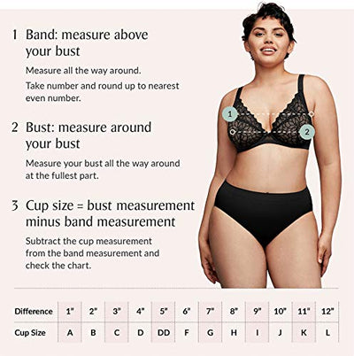 Glamorise Women's Plus Size Full Figure MagicLift Wirefree Minimizer Support Bra #1003, Café, 42DD