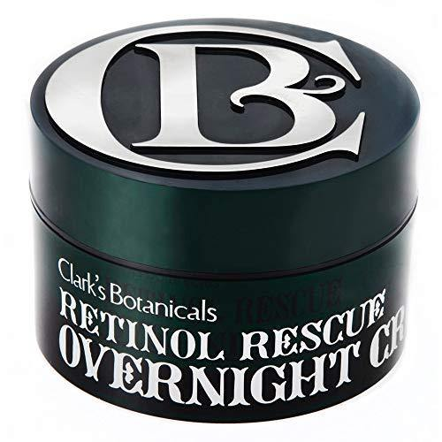 Clark's Botanicals Retinol Rescue Overnight Cream, 1.7 oz