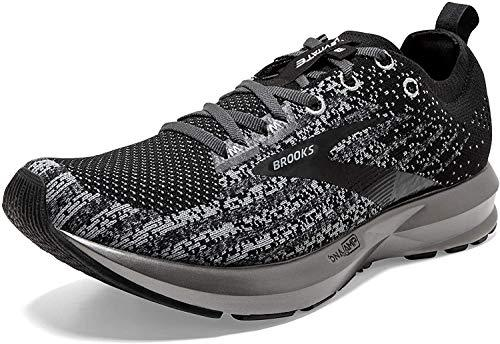 Brooks Women's Levitate 3, Black/Grey, 8 B US - PRTYA