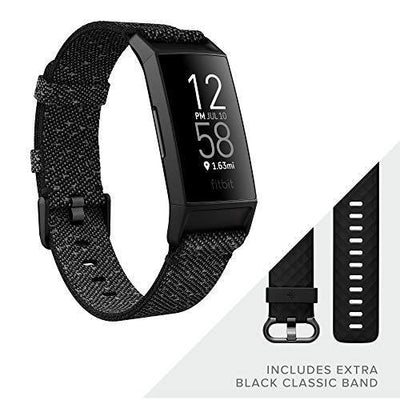 Fitbit Charge 4 Special Edition Fitness and Activity Tracker with Built-in GPS, Heart