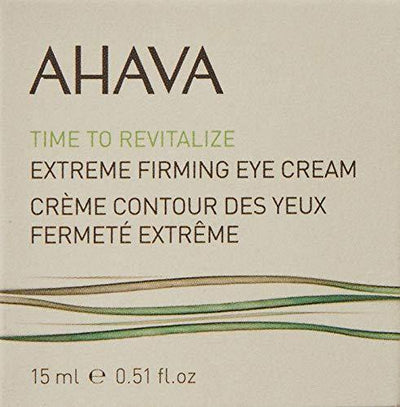 AHAVA Extreme Firming Eye Cream, 0.5 Fl Oz