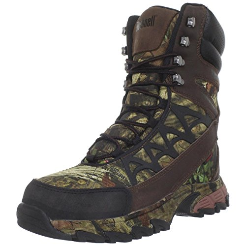 Bushnell Women's Mountaineer Hunting Boot,Mossy Oak,5 M US