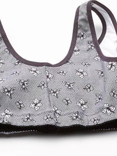 Amoena Women's Frances Front-Closure Mastectomy Bra with Bilateral Pockets - PRTYA