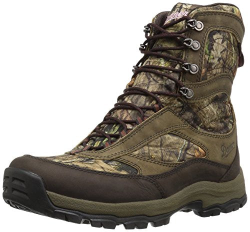Danner Women's High Ground Hunting Shoes, Mossy Oak Break Up Country, 6.5 M US