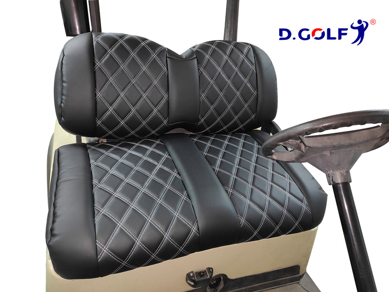 D.golf  Luxury precedent seat cover black