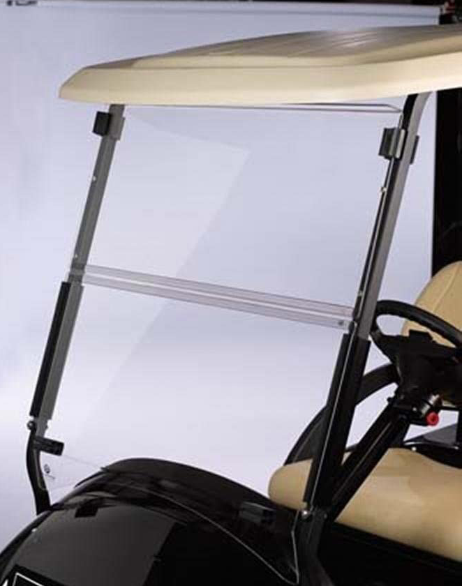 Club Car Precedent  Windshield - Clear & Tinted