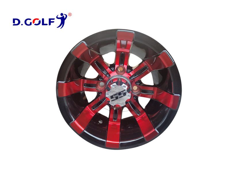 AR10-20 Alloy wheel