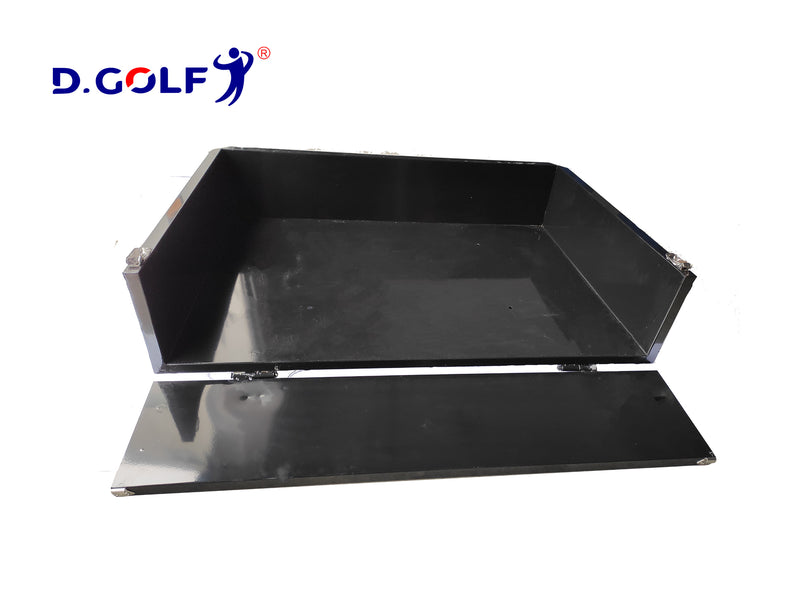 Metal Cargo tray with Precedent mount bracket