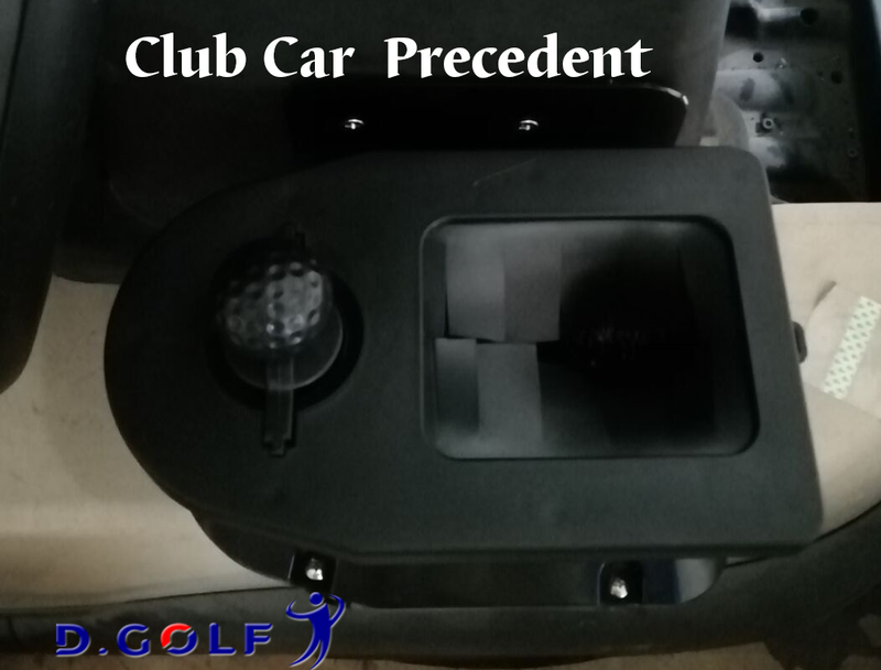 Ball Washer Bracket-Club Car Precedent-Ship with free TNT!