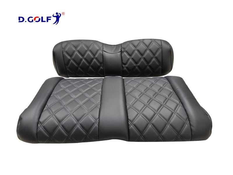 D.golf  Luxury RXV seat cover black