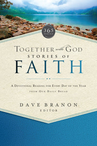 Together with God: Stories of Faith [E-book]