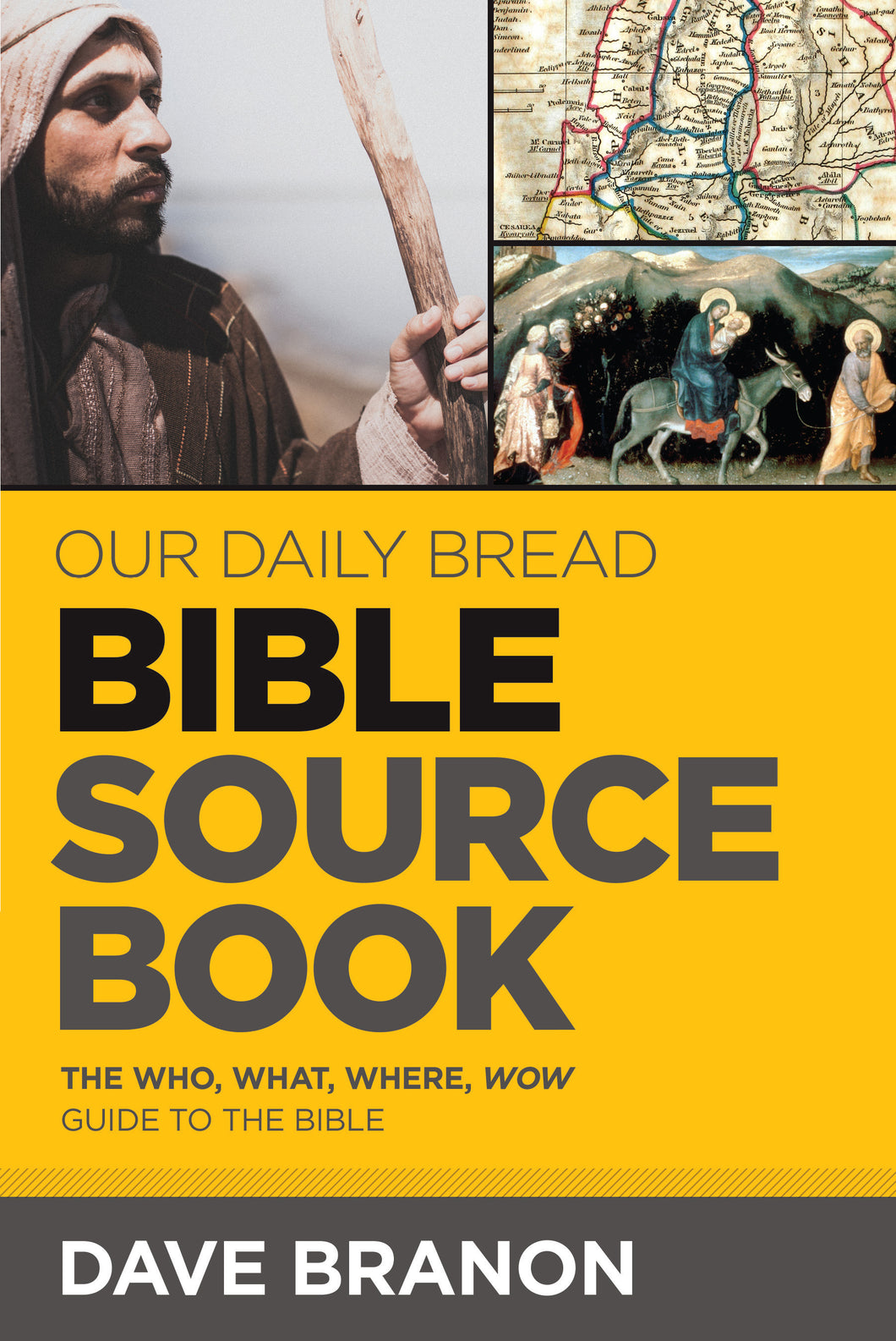 Our Daily Bread Bible Sourcebook [E-book]