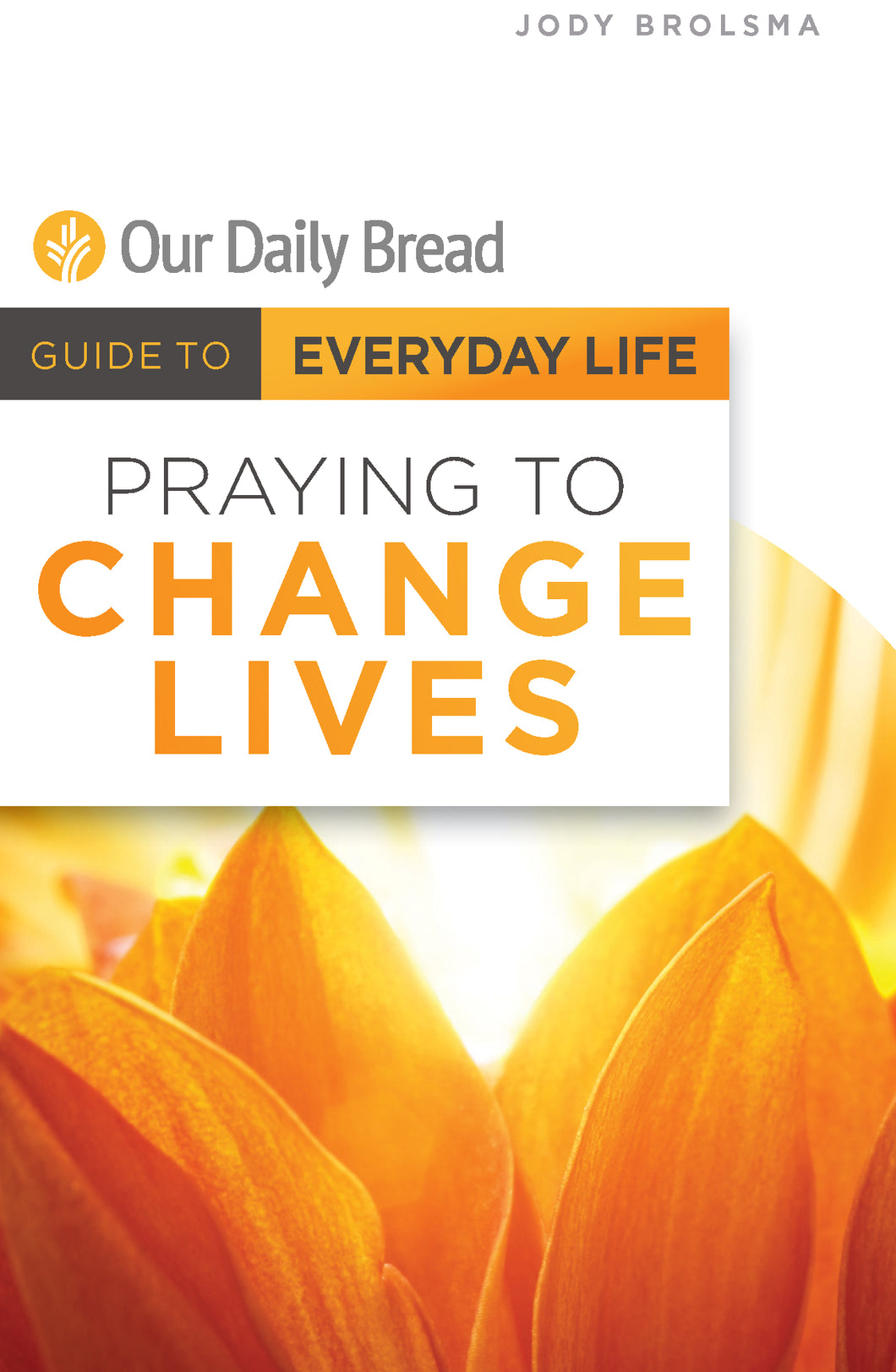 Praying to Change Lives [E-book]