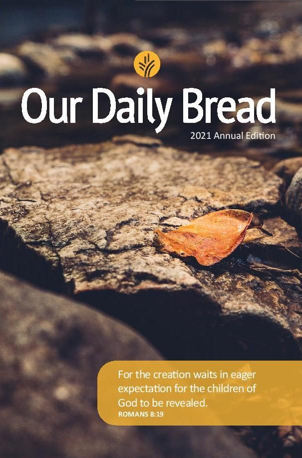 Our Daily Bread Annual 2021