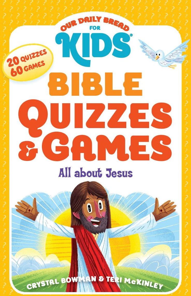 Bible Quiz Vol - 3 (All About Jesus)