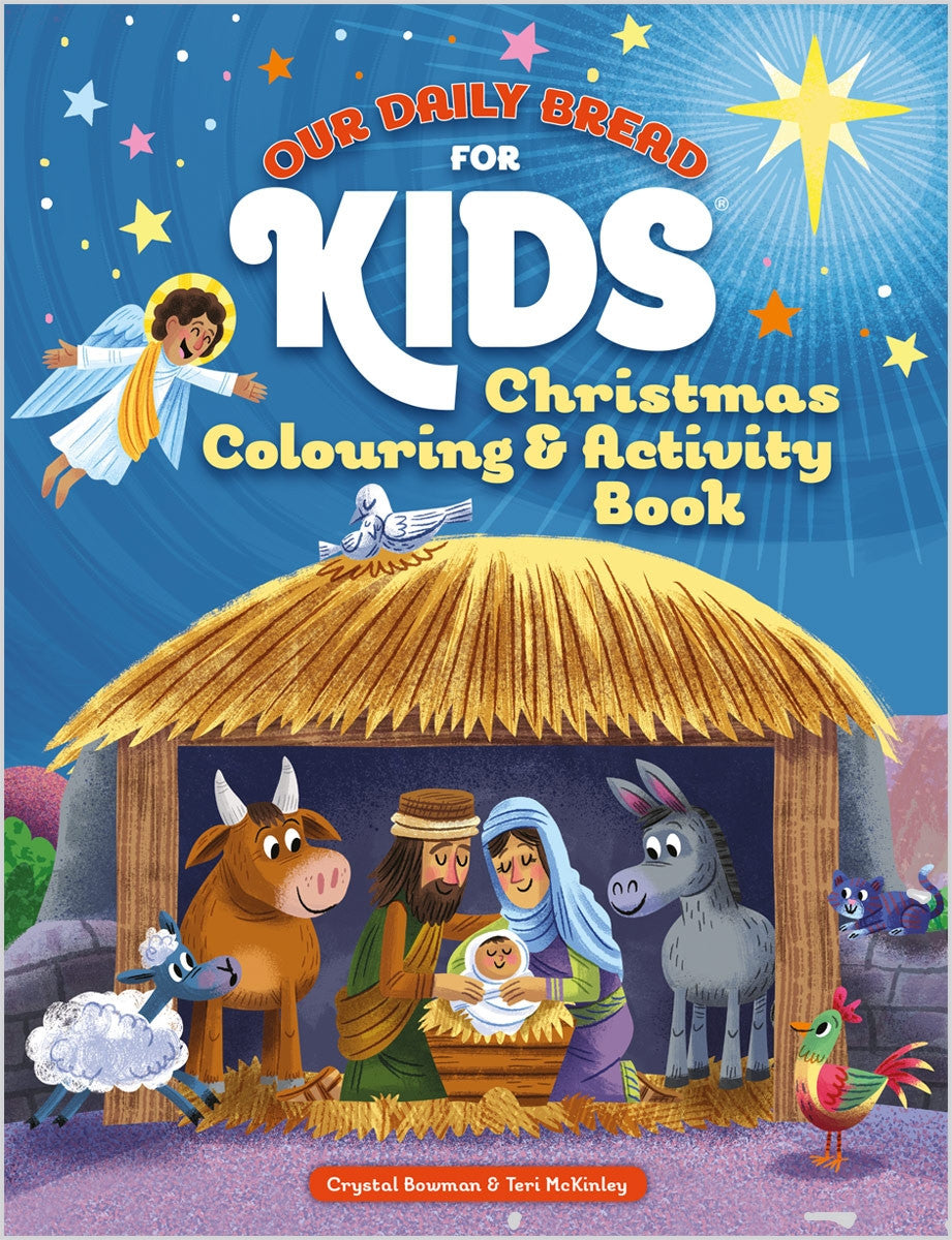 Christmas Colouring & Activity Book