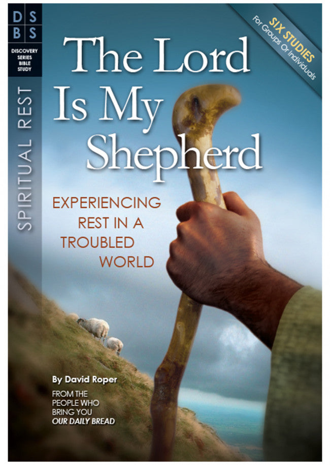 The Lord is My Shepherd (Bible Study Guide)