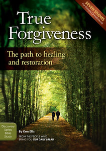 True Forgiveness (Bible Study Guide)